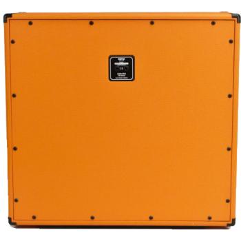 Orange BAFLE PPC412 AD ANGLED