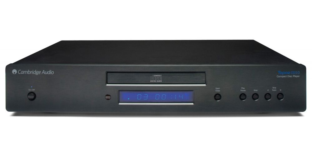 cambridge CD10 compact disc