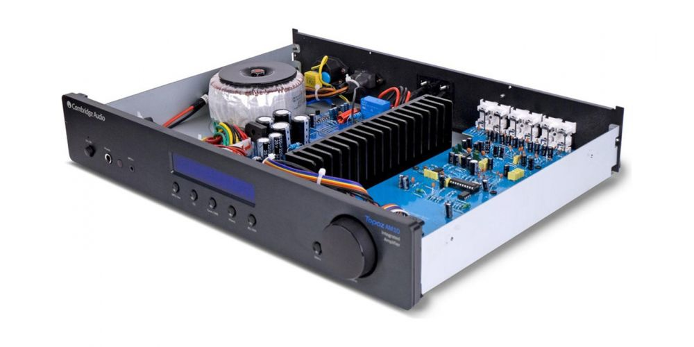 cambridge audio topaz am10 fabricacion inglesa
