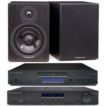 CAMBRIDGE TOPAZ AM10+TOPAZ CD10+SX50 BK