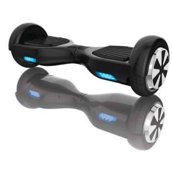 Smart Balance Wheel Patín Eléctrico con Leds y Bluetooth