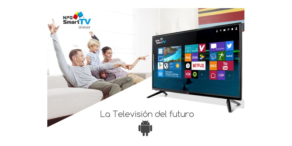 tv led android