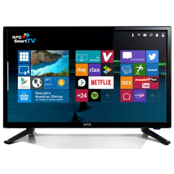 NPG TV S400EL24H Tv Led 24