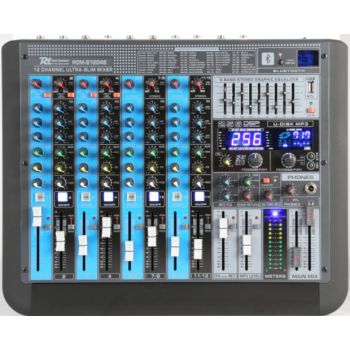 Power Dynamics PDM-S604 Mezclador analogico 6 canales Profesional 172620
