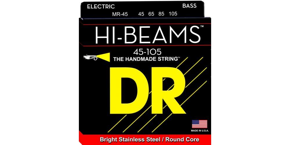 DR Strings MR5 45 HI BEAM
