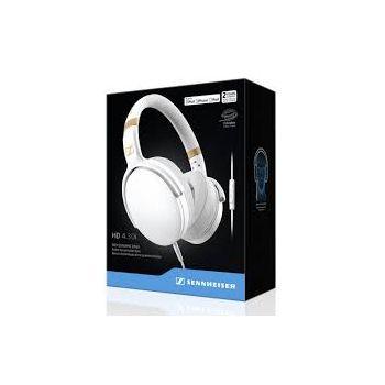 Sennheiser HD 4.30i Blanco Auricular Cerrado Iphone