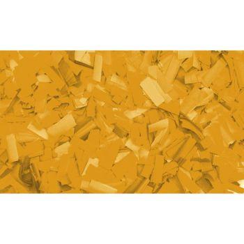 Showtec Slowfall confetti 55 x 17mm Orange Fluo 1Kg Naranja Flúo 60910FO