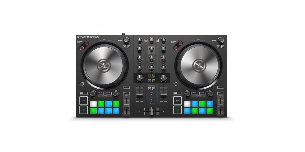 TRAKTOR KONTROL S2 MK3 10 on white