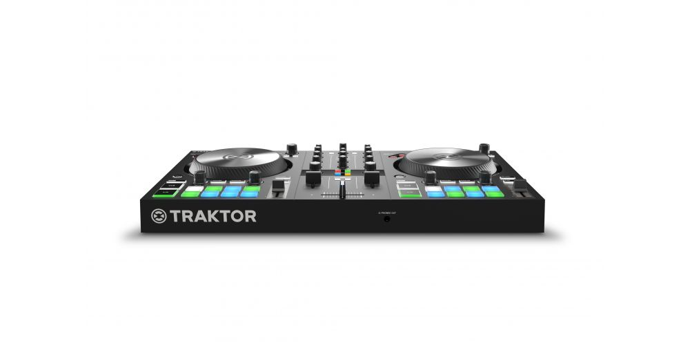 TRAKTOR KONTROL S2 MK3 7 on white