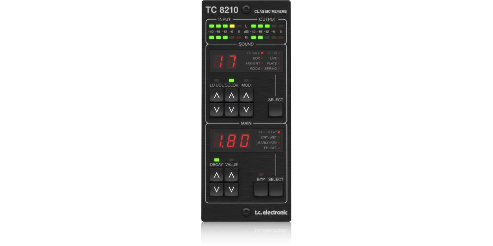 TC8210 DT Top