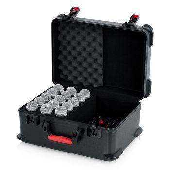 Gator GTSA-MIC15 Estuche para 15 Microfonos