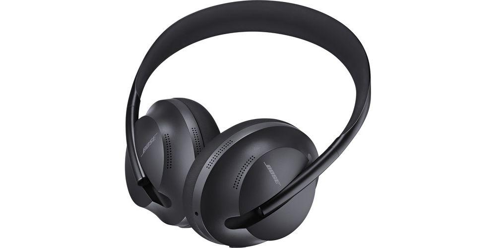 bose headphones 700 black cancelador ruido negro