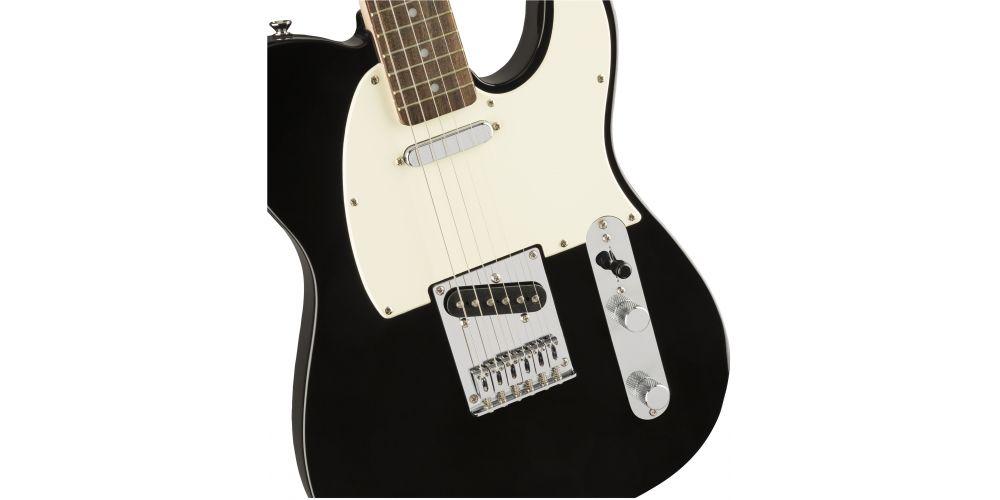 fender bullet telecaster laurel fingerboard black pastilla