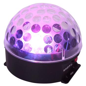 Ibiza Light ASTRO-BAT Bola de Led RGBA Con Bateria