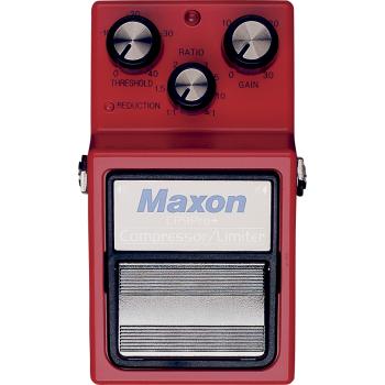 Maxon CP-9 Pro Plus Compressor Pedal Efectos Guitarra