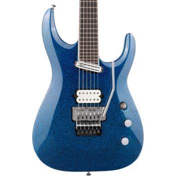Jackson MK SLAT27 EB Blue Sparkle