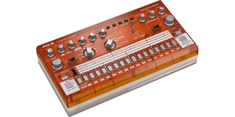 behringer rd 6 tg caja ritmos