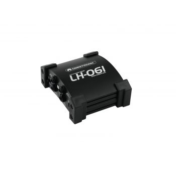 Omnitronic LH-061 PRO Caja de Inyección Pasiva