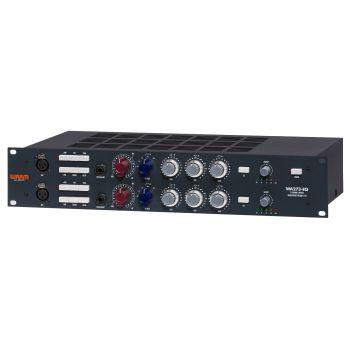 Warm Audio WA273-EQ Preamplificador de Micrófono de 2 Canales con Ecualizador