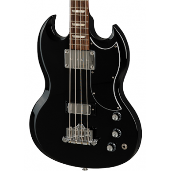 Gibson SG Standard Bass Ebony Bajo Eléctrico
