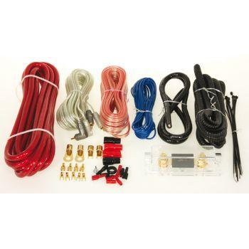 Ibiza Sound KITCAR60A Kit de Cableado para Altavoz