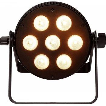 Algam Lighting SLIMPAR-710-HEX Foco Proyector LED 7x10W 6 en 1 RGBWAU Slim