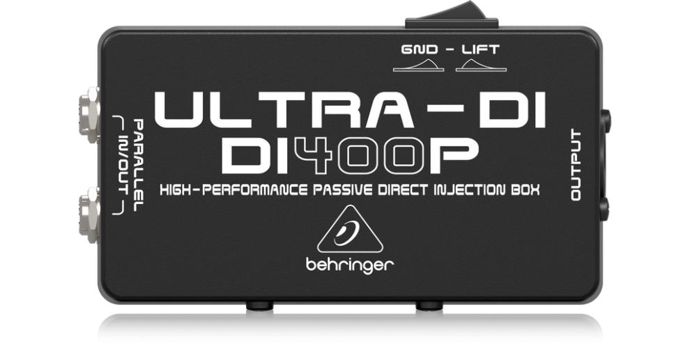 behringer DI400P