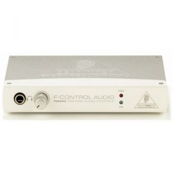 BEHRINGER FCA202 interface de Audio Behringer FCA-202 Und.