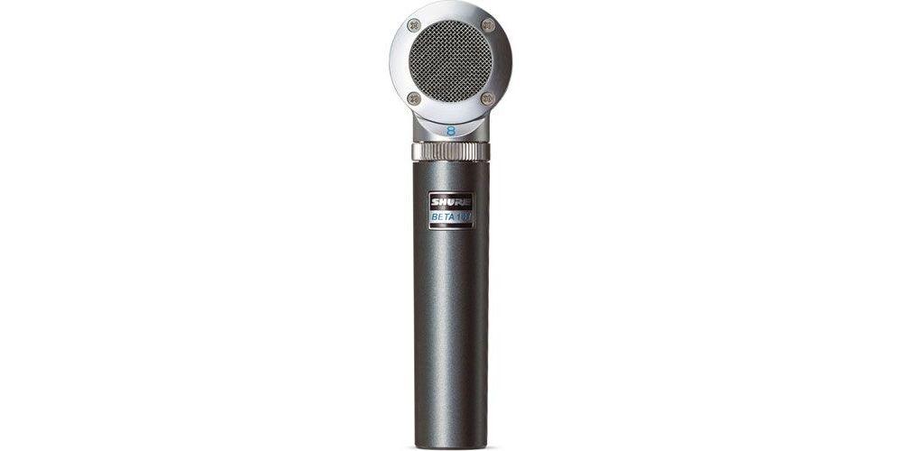 SHURE BETA 181O Micrófono condensador onmidireccional BETA181O