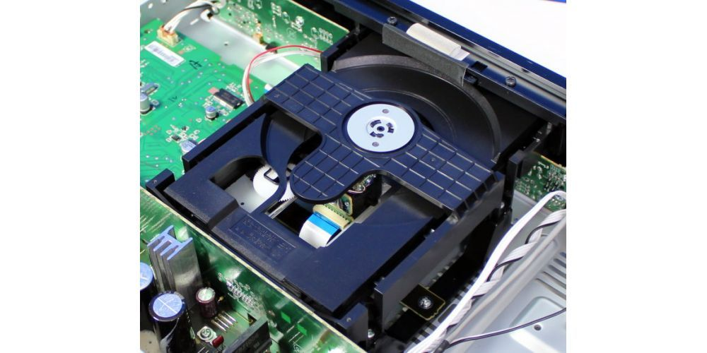 DENON DCD-520 BK Compact Disc CD