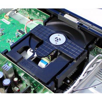 Denon DCD 720AE compact disc fabricacion