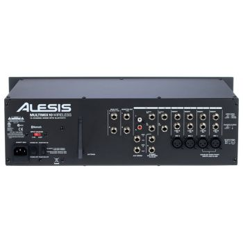 ALESIS MULTIMIX 10 Wireless Mezclador Inalambrico 10 Canales