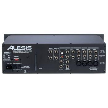 ALESIS MULTIMIX 10 Wireless Mezclador Inalambrico 10 Canales