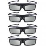 KIT SAMSUNG 4 Gafas 3D (2 * SSG-P51002-XC)