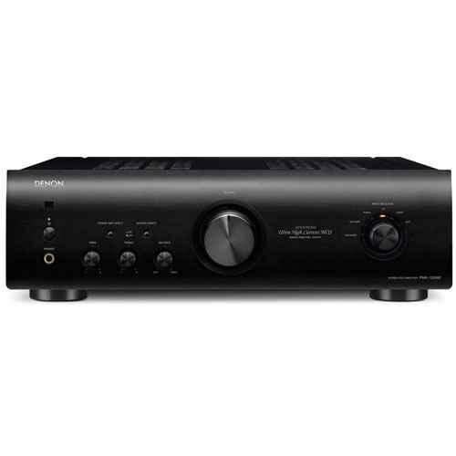 DENON PMA-1520 Black Amplificador 140+140w