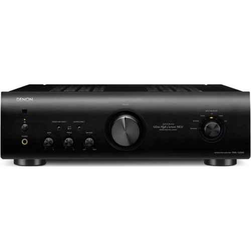 denon pma 1520ae black amplifier
