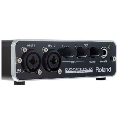 Roland UA 22 Duo Capture EX