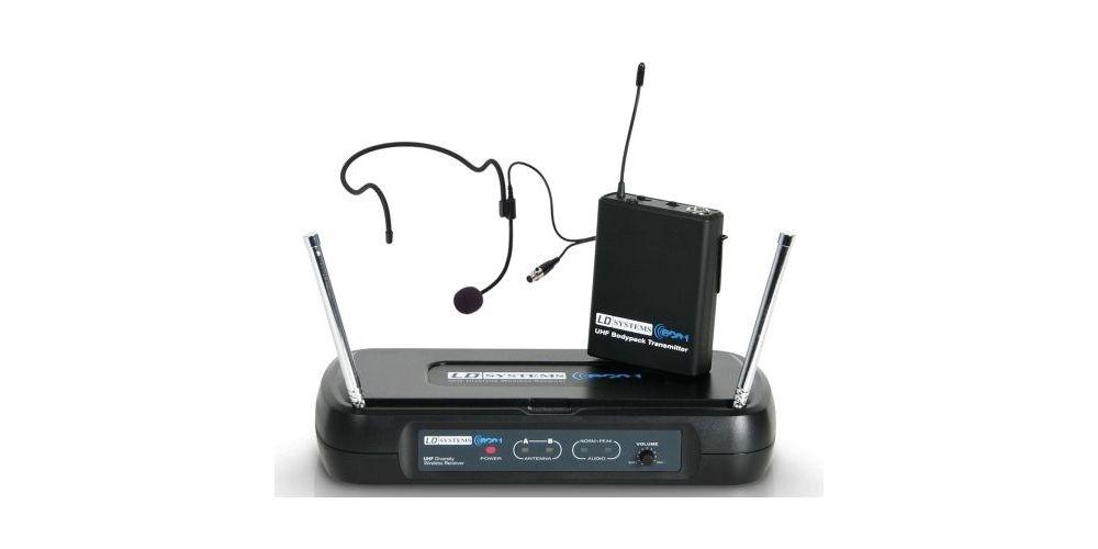 LDWSECO2BPH1 microfono