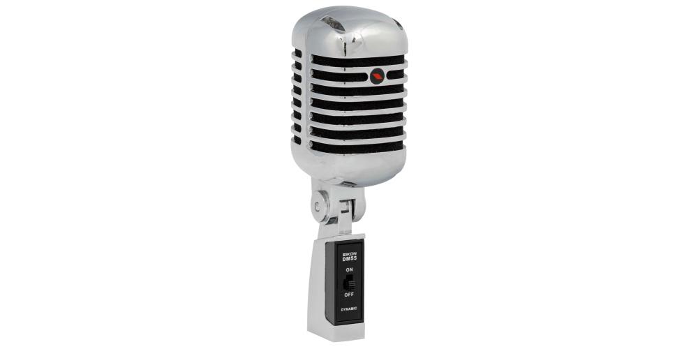 Eikon DM55V2 Microfono Vintage Cardiode