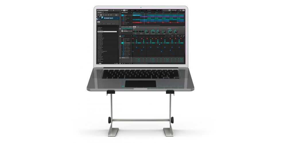 Audibax TOP 5W soporte laptop