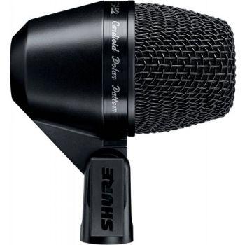 SHURE PGA52 XLR Micrófono cardioide dinámico para bombo