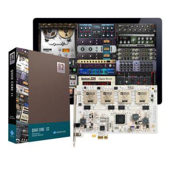 Universal Audio UAD2 Quad Core PCIe Tarjeta DSP