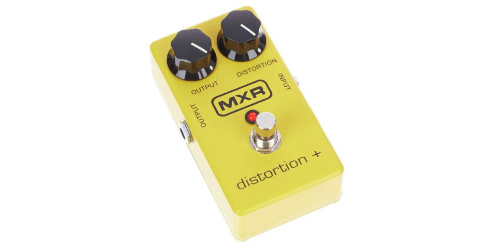 mxr m104 distotion plus pedal