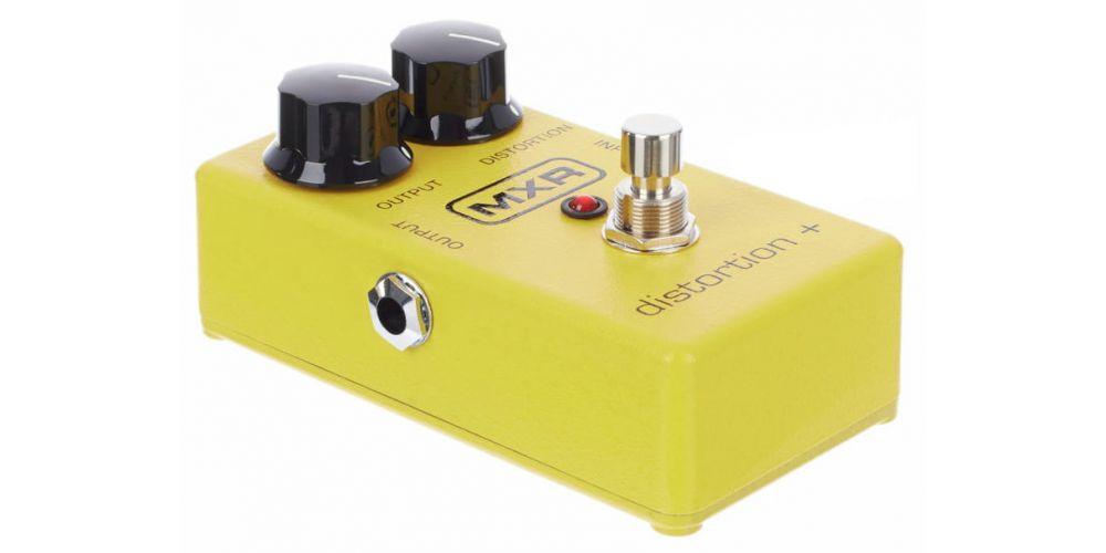pedal mxr m104 distotion plus