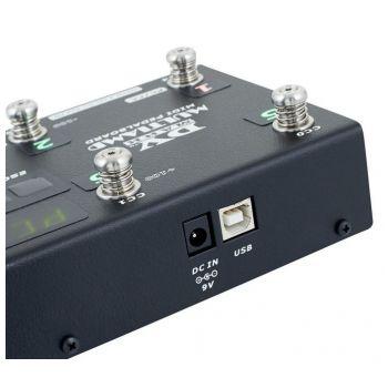 DV Mark Multiamp MIDI Pedalboard