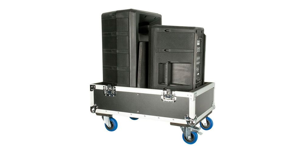 dap audio case for 2x k 112k 115 speaker
