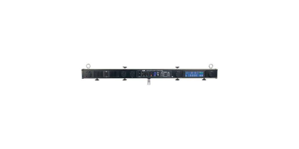 showtec sliding show bar 4 powercon 50390