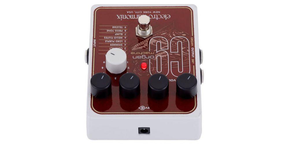 electro harmonix c9 2