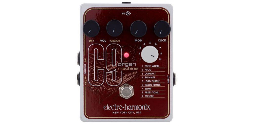electro harmonix c9 3
