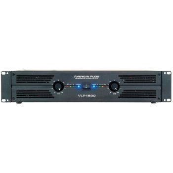 American DJ VLP1500 power amplifier